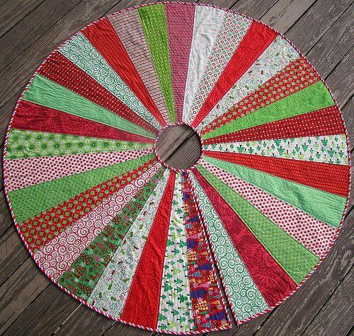 tree skirt pattern free