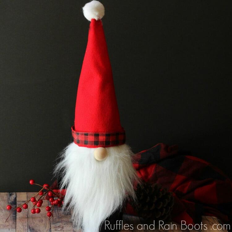 christmas gnomes diy
