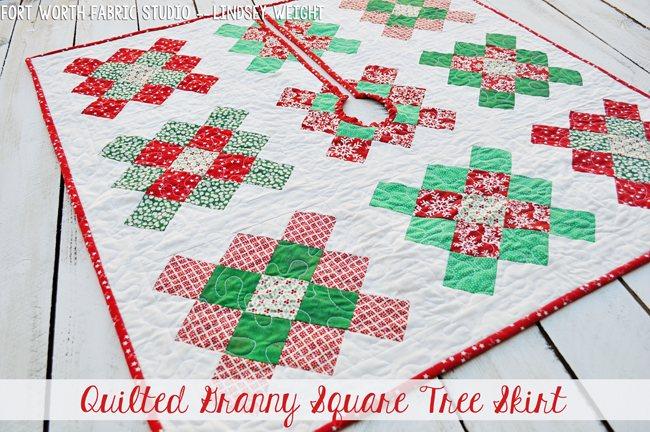 Tree skirt free patterns