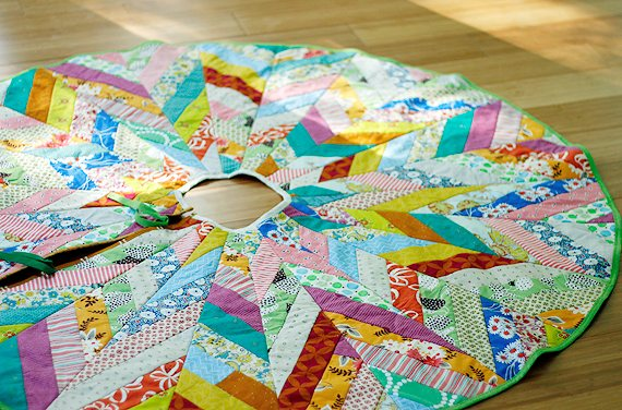 Tree skirt free patterns for Christmas
