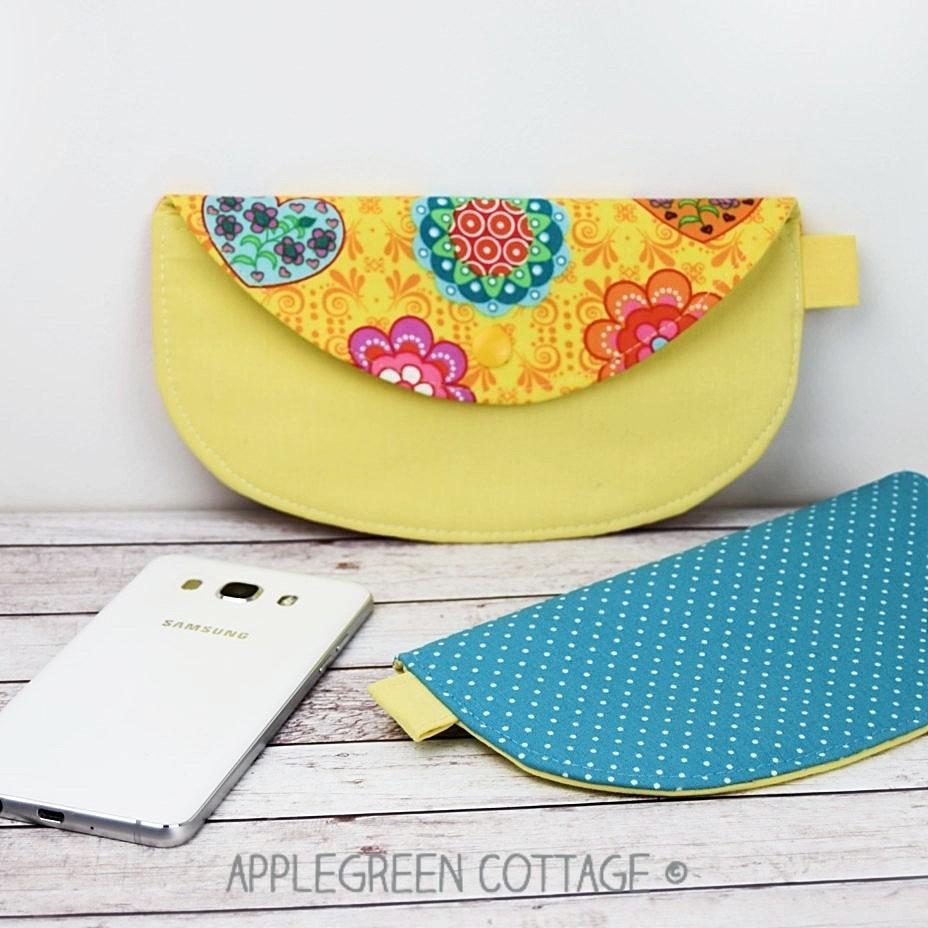clutch purse pattern