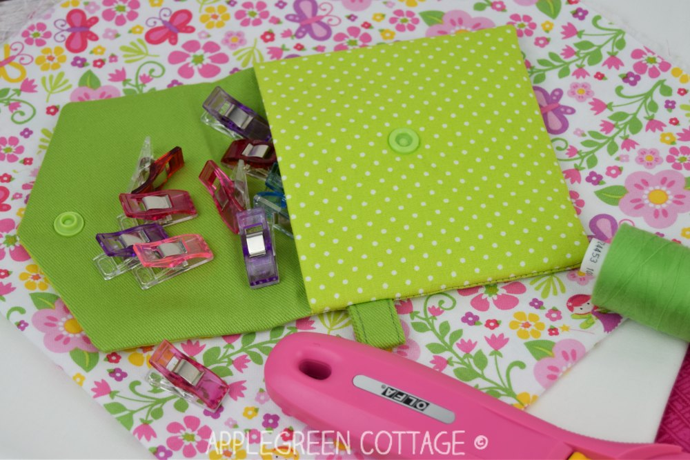 pouch pattern for beginners