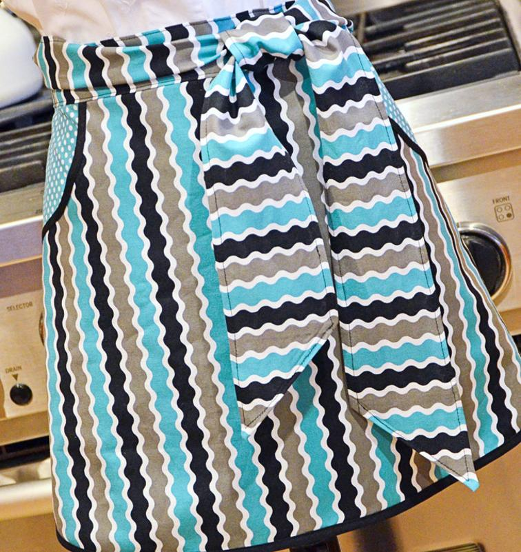 half apron patterns