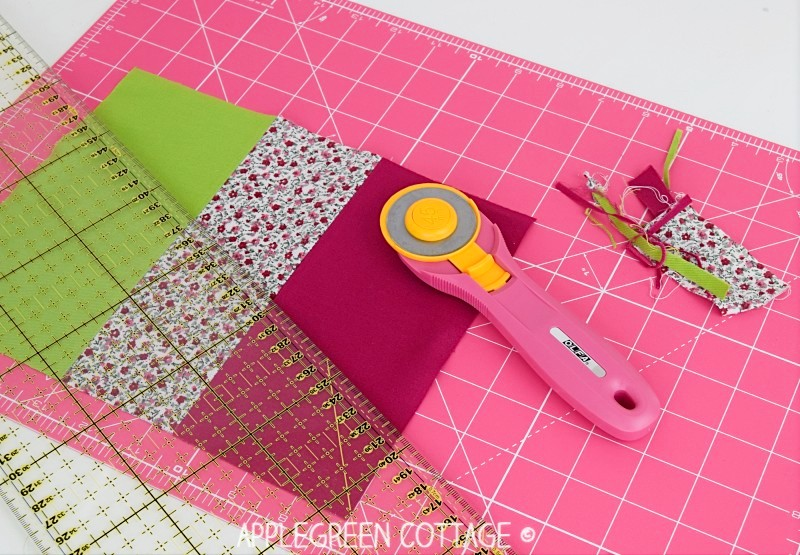 Pencil holder diy and free pattern