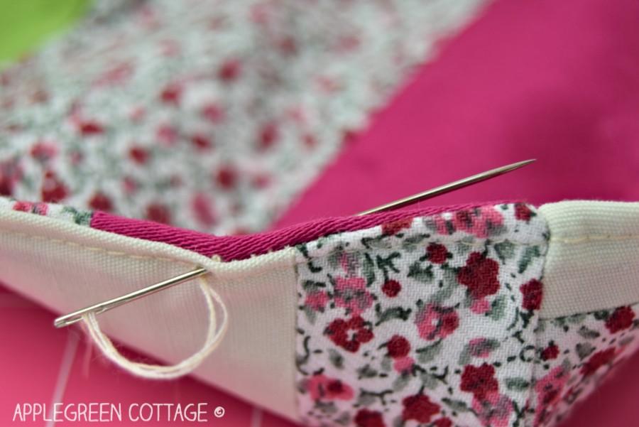 fabric tray free pattern