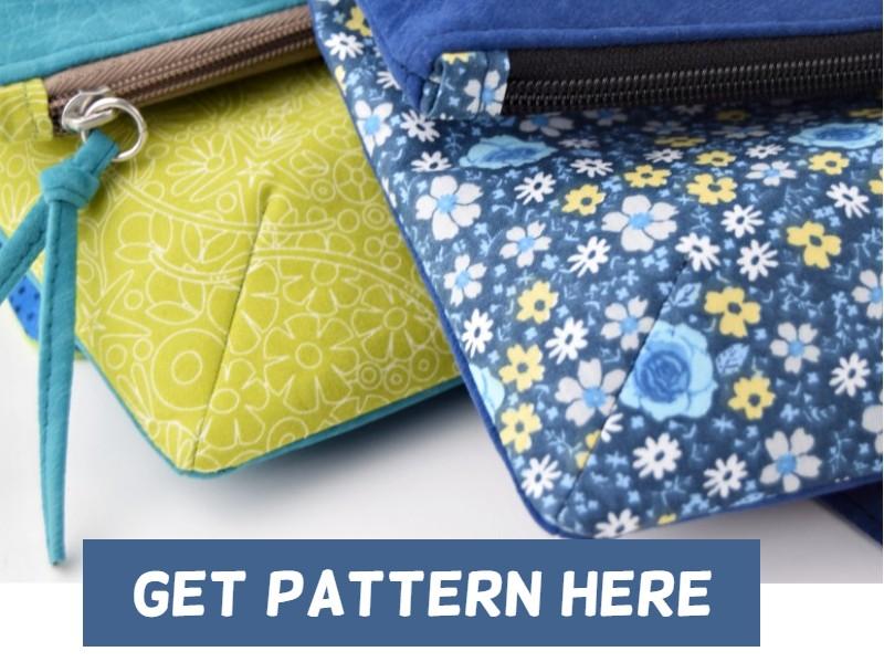 foldover crossbody bag pattern