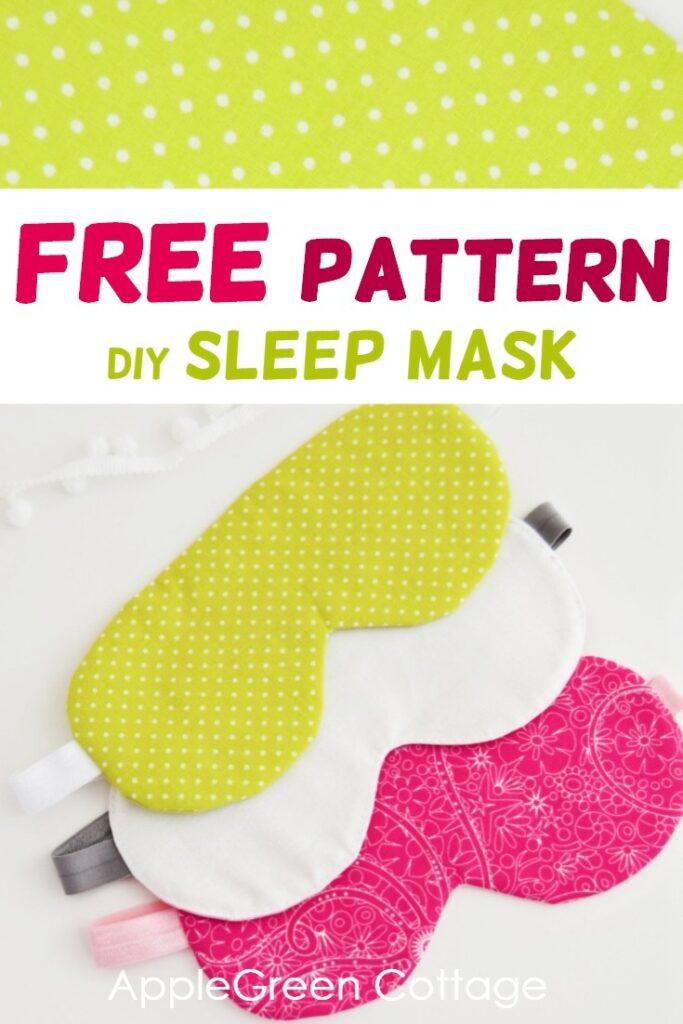 diy sleep mask
