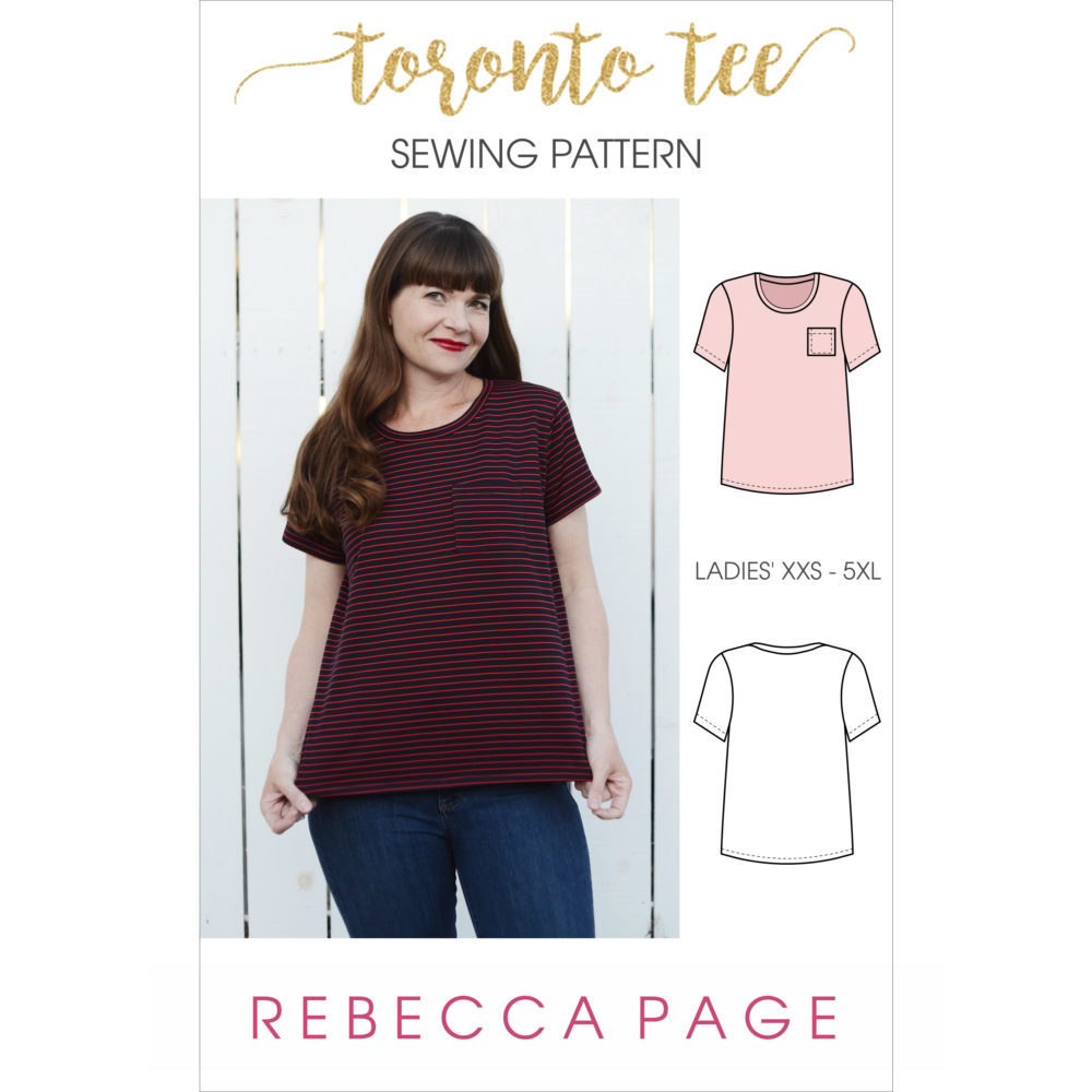 free top sewing pattern