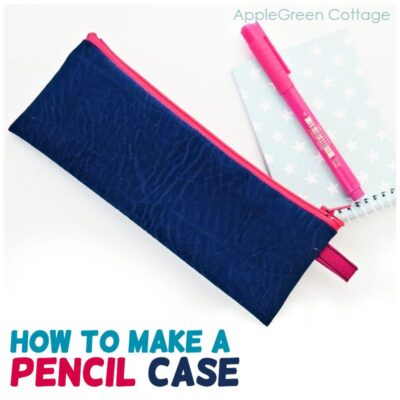 easy pencil case