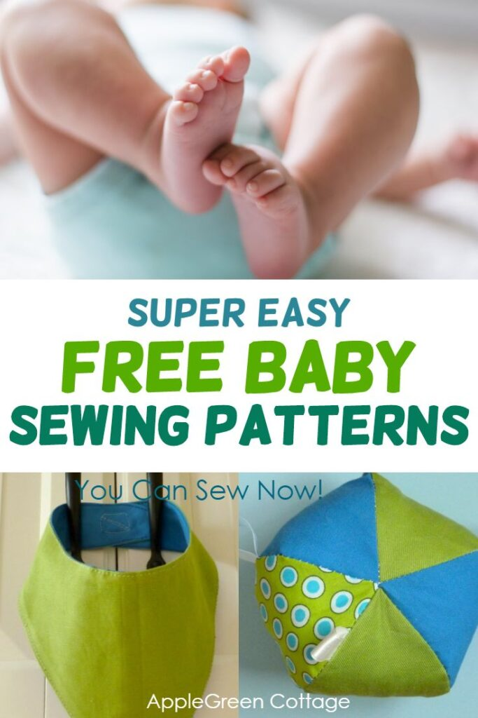 sewing patterns free for babies