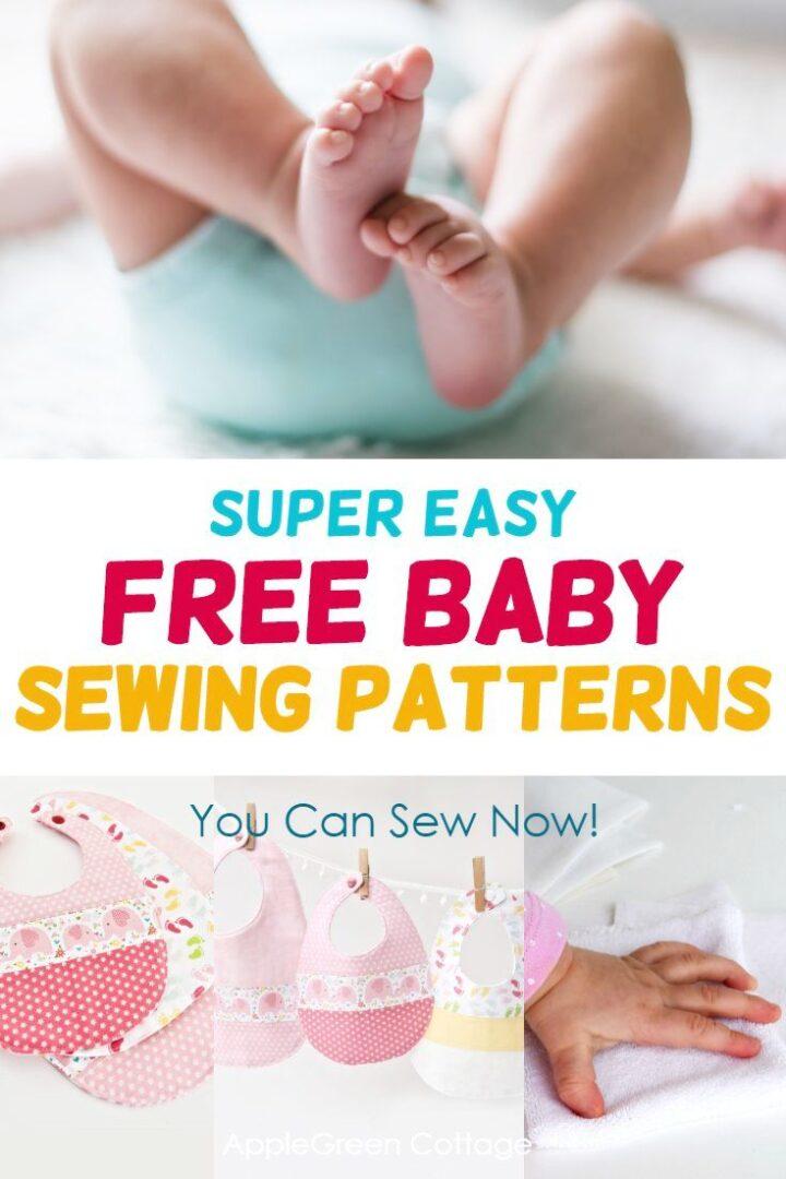 Free Baby Sewing Patterns