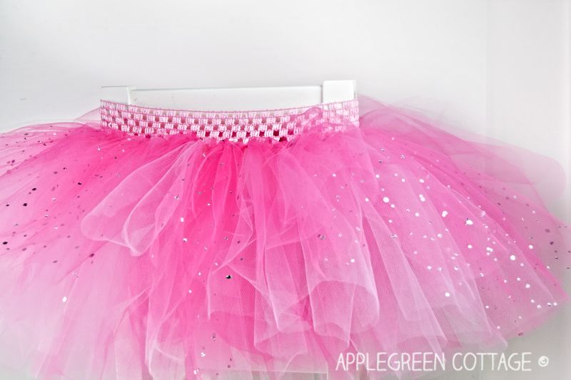 no sew tutu skirt