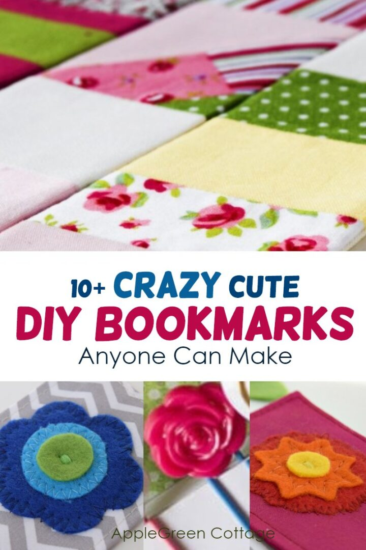 10+ Cute And Easy Diy Bookmarks Anyone Can Make