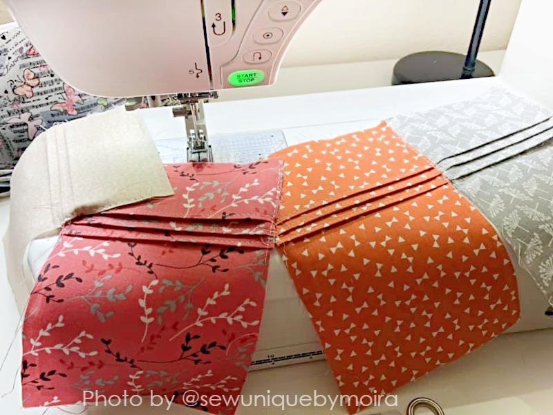 sewing bifold wallet