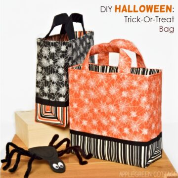 trick-or-treat bag