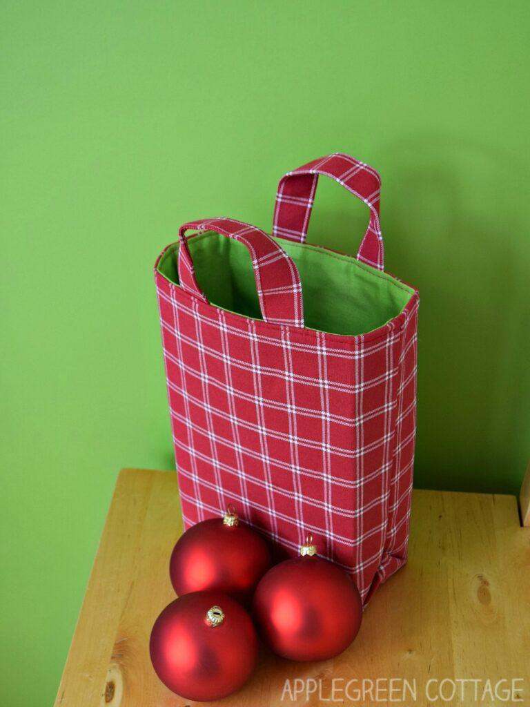 easy gift bag pattern