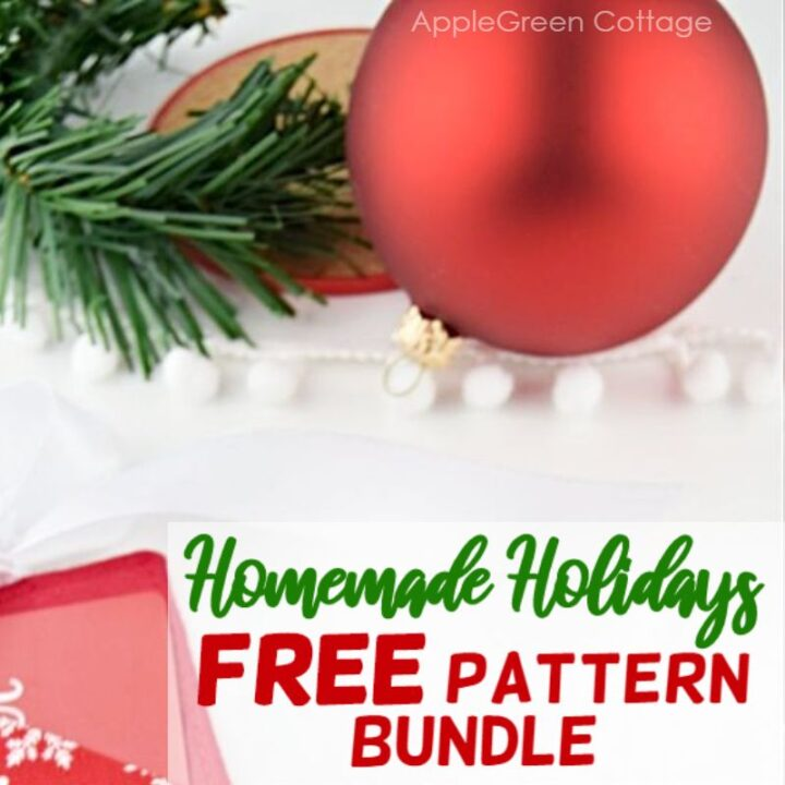 get free holiday sewing patterns