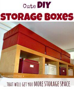 diy storage