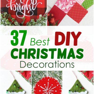 easy diy holiday decorations