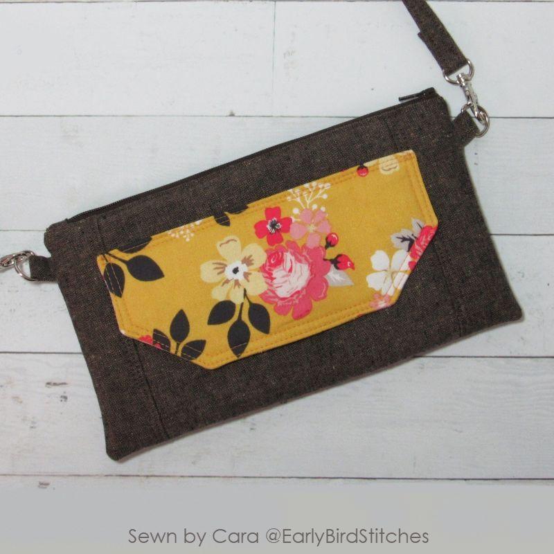 Wallet pattern by AppleGreen Cottage