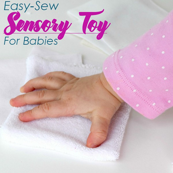 Sensory Fabric Baby Toy