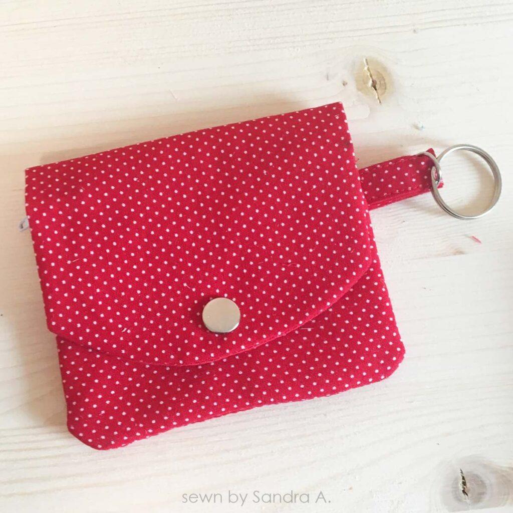 zip pocket coin purse
