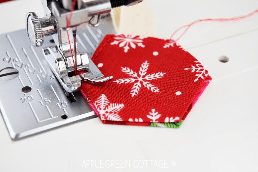 drawstring pull sewing