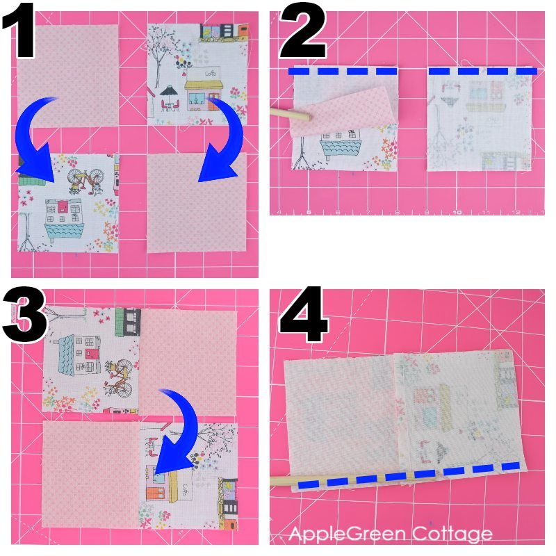 pincushion sewing steps