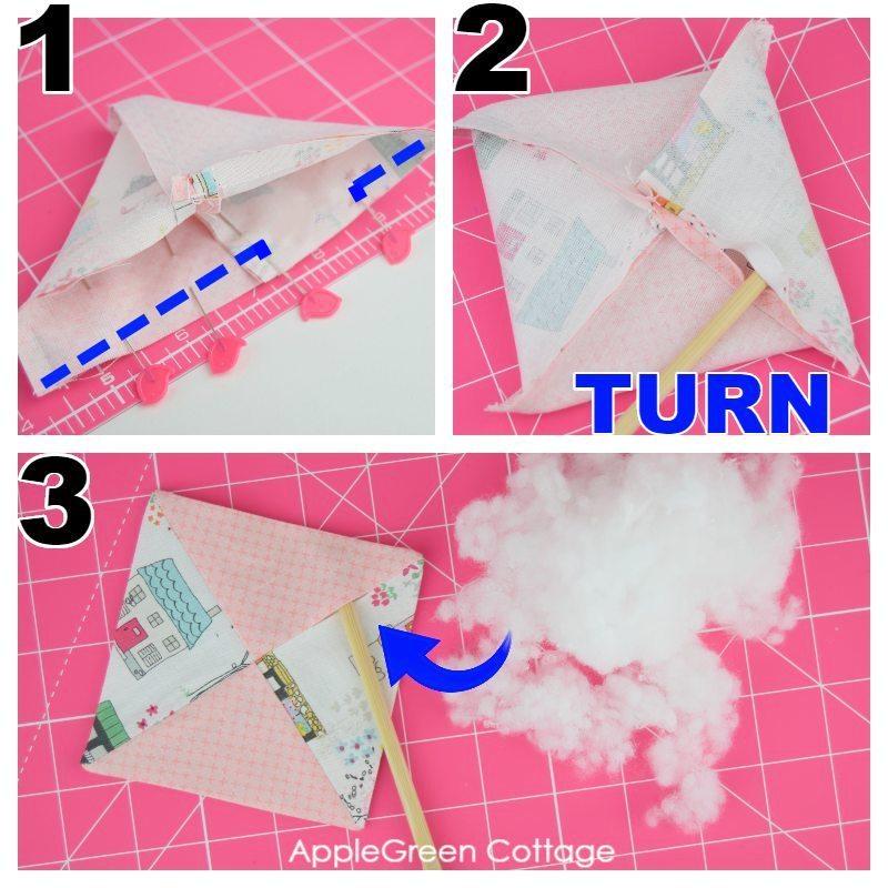 how to make a pincushion