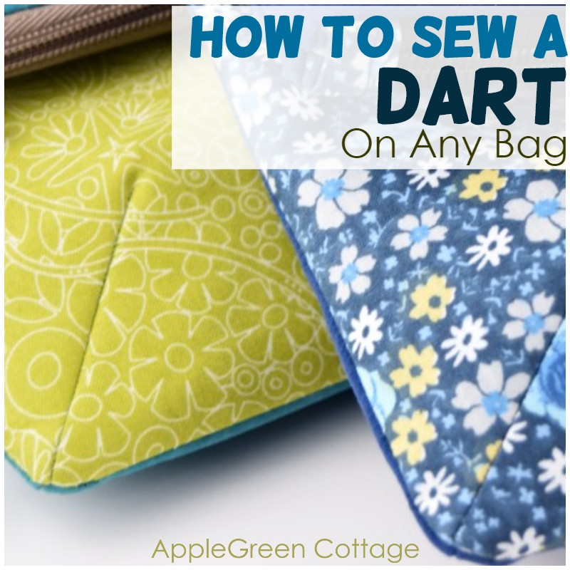 how to sew a dart