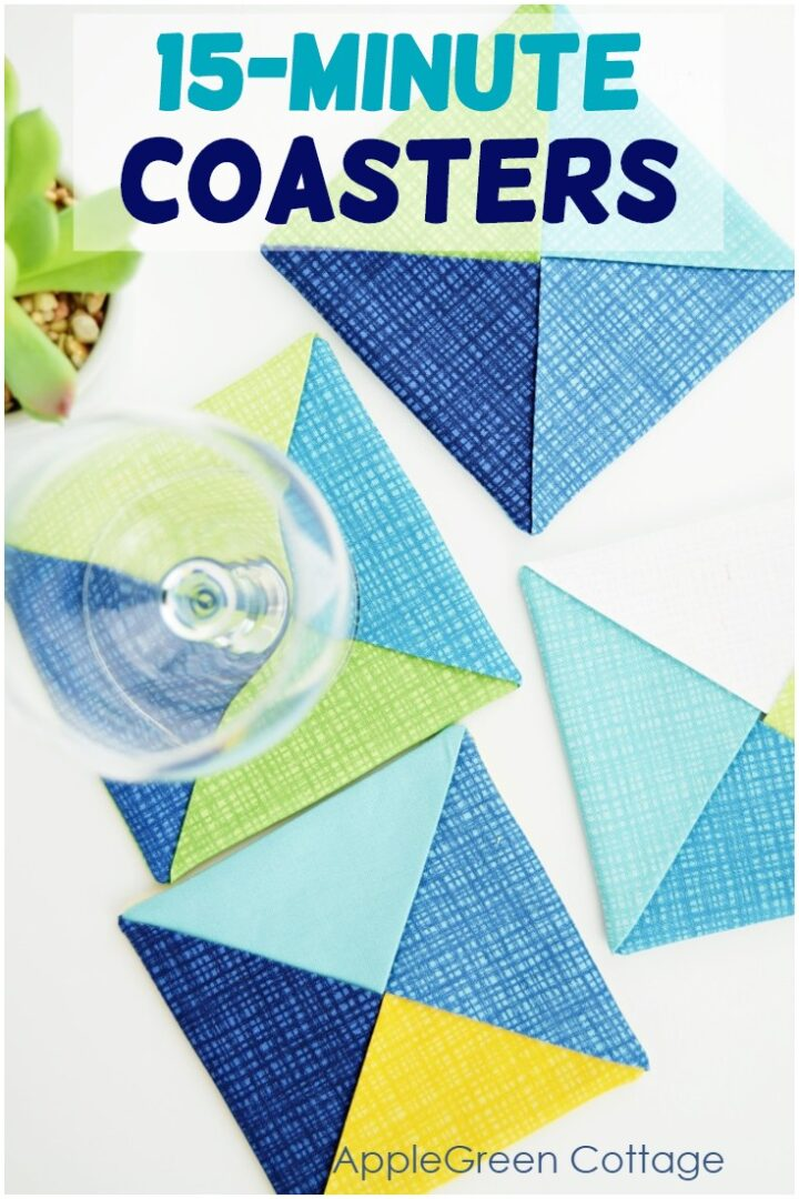 Diy Coasters - The Easy Way!