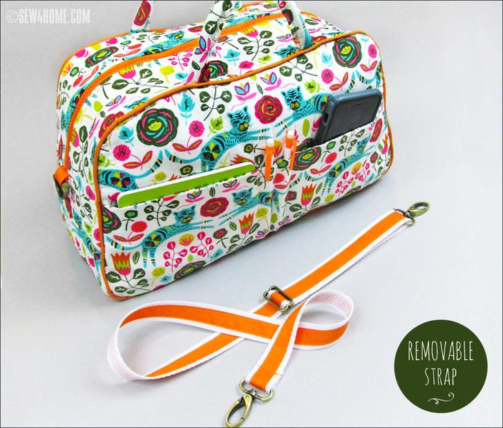 duffle bag sewing patterns