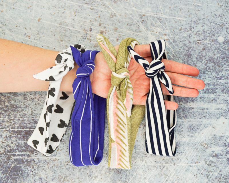 easy knit headbands