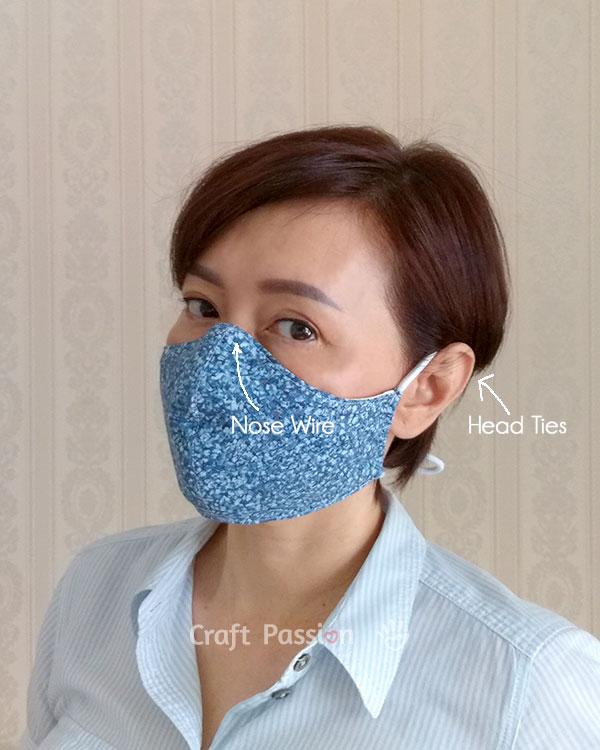face mask patterns