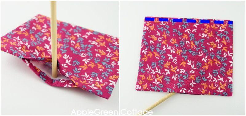 market bag pattern with pocket
