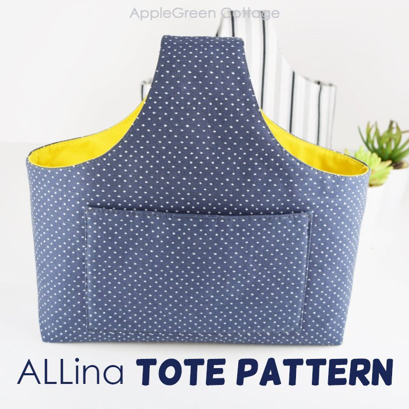 pattern for tote bag