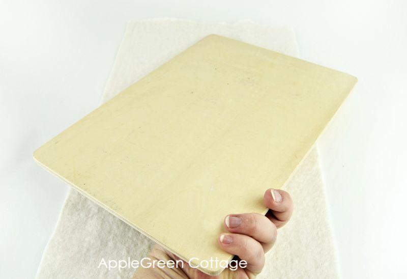 tabletop pressing board diy