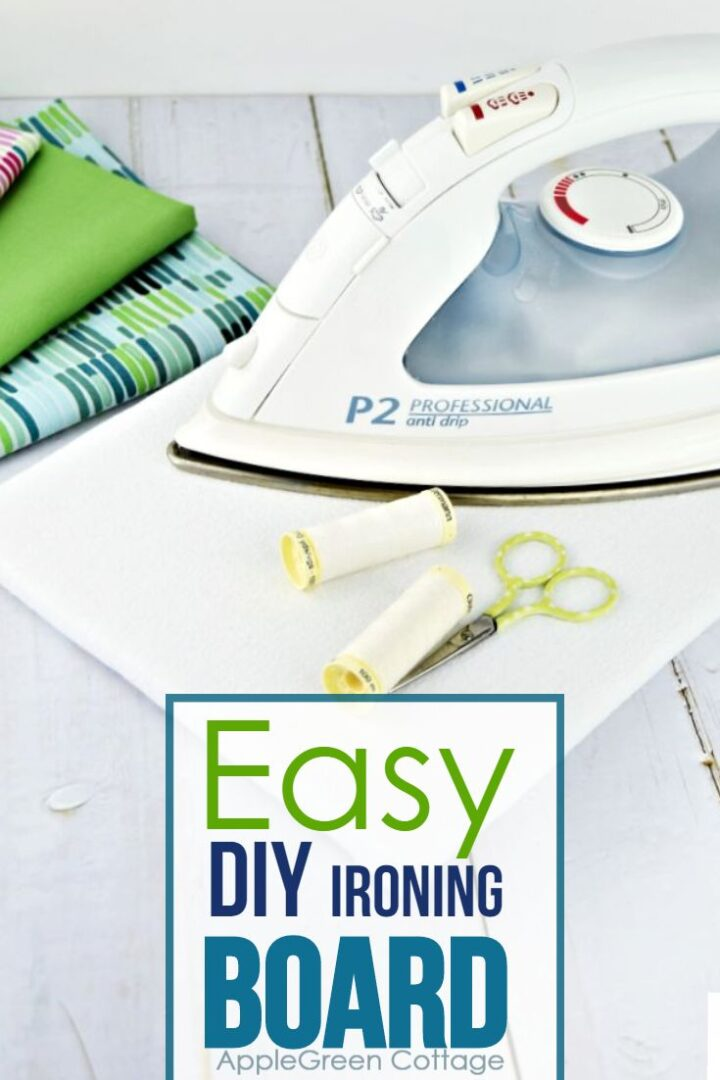 How To Make a Small Diy Ironing Board