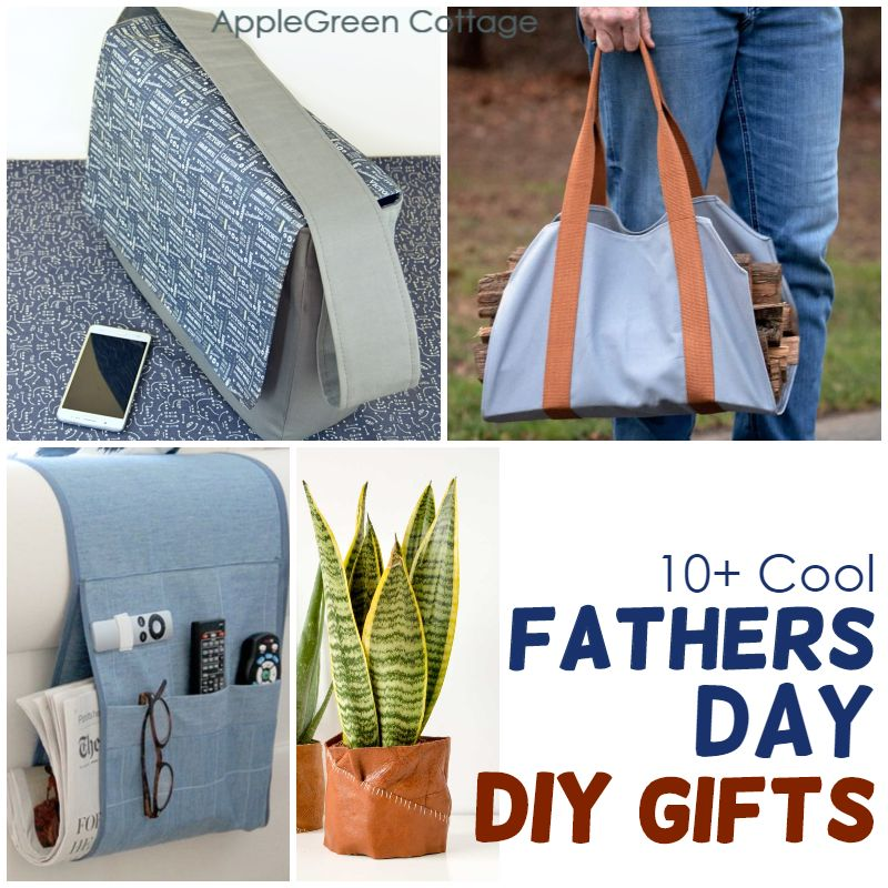 homemade fathers day gifts