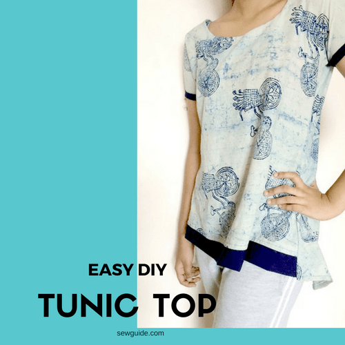 tunic patterns for sewing
