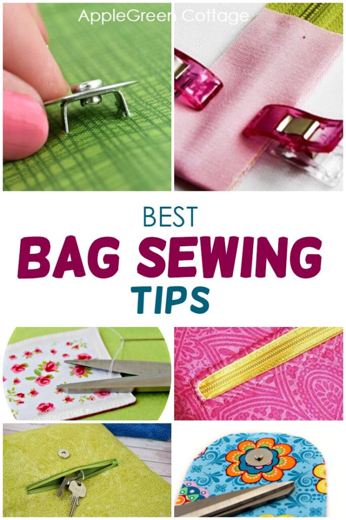 bag sewing tips