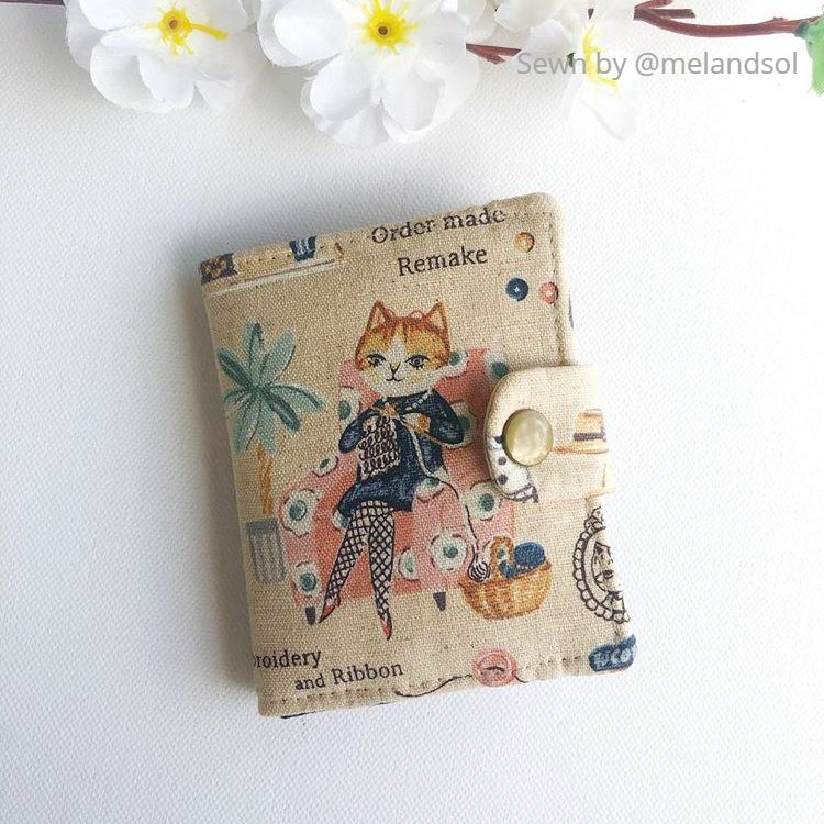 mini wallet pattern