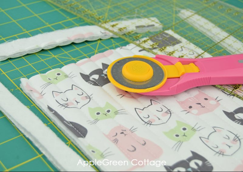 sewing potholder