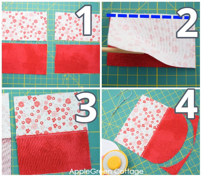 free drawstring jewelry pouch pattern