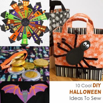 halloween sewing projects