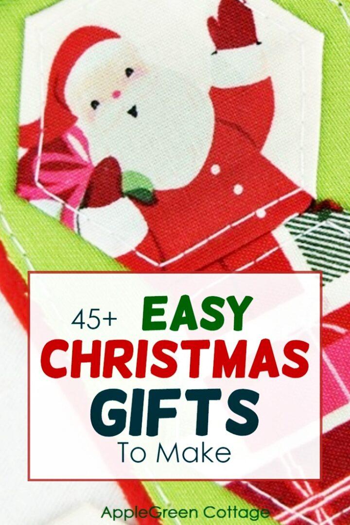 45+ diy Christmas Presents Everybody Will Love