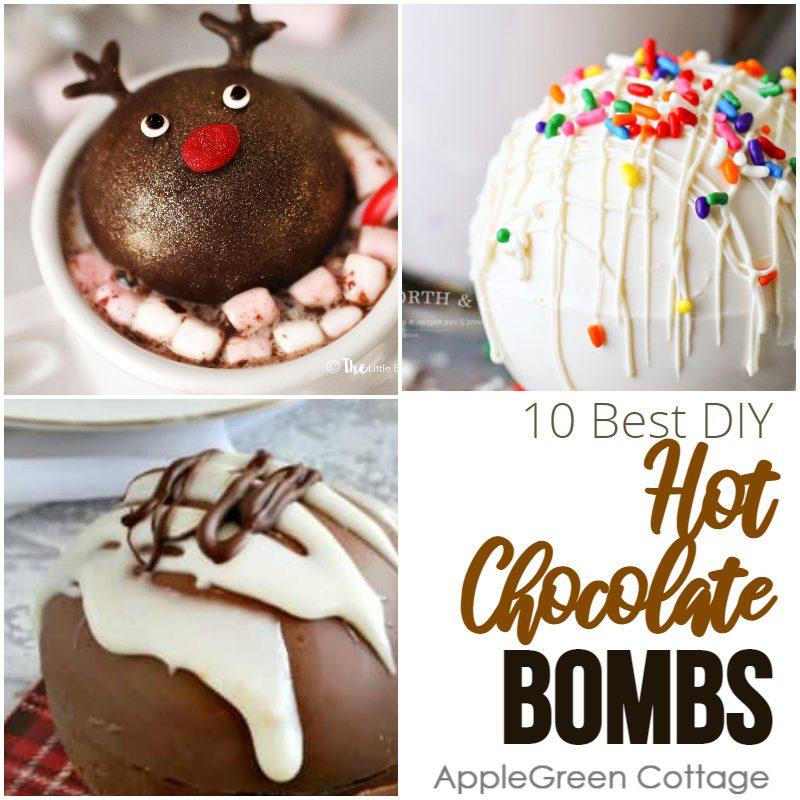 make hot chocolate bombs