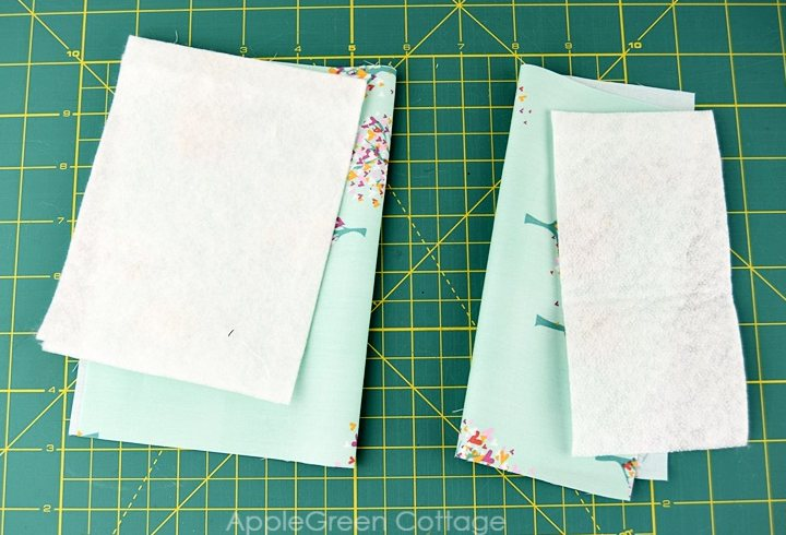 supplies to sew a patch pocket