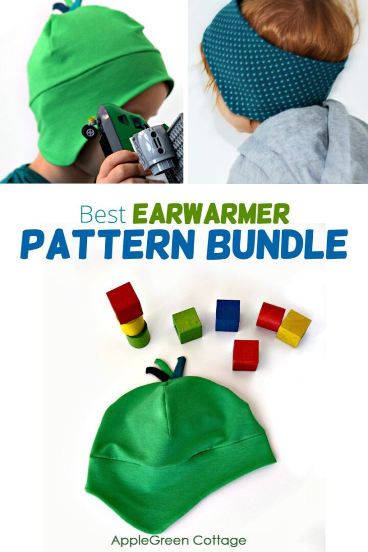 Earwarmer Pattern Bundle - Best Diy Spring Accessory!