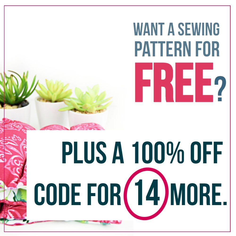 How to get free sewing patterns at AppleGreen Cottage